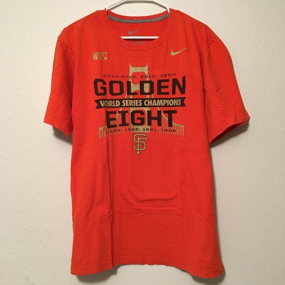 Nike MLB San Francisco Golden Eight Men's T-shirt